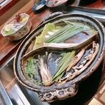 郷土料理・黒豚しゃぶ鍋・ぞうすい 八幡 - XO醬&和風!
