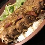 肉焼ラウンジ hana - 料理写真: