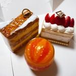 資生堂パーラー - 料理写真: