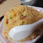 高橋食堂 - 料理写真:チャーハンアップ