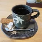 山小屋 佐藤 - コーヒー2019.05.06