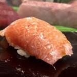 大和寿司 - 「本マグロ大トロ」(「おまかせ「4320円)