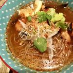 酒町ちゅうじろう - トムヤンクン冷麺