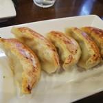 麺処・餃子処 TESHI - 焼餃子 250円