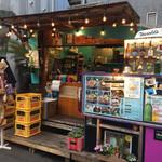 BROOKLYN RIBBON FRIES - ハートランドを買ったお隣のお店