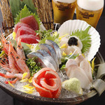 海鮮と日本酒居酒屋 北海道紀行 - 料理写真