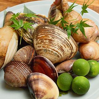 """◆鮮度命◆「海の宝石」という異名を持つ""""貝""""は、栄養素の宝庫"""