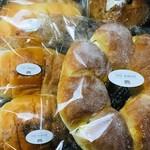 ザ ベーカリー - 料理写真:買ったパン