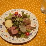 K's table - シェフの気まぐれサラダ