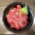 丼ぶり屋 まぐろ丼 恵み - 鉄火丼(1,000円)