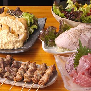 宮崎都城市直送の牛、豚、地鶏の旨みをご堪能ください