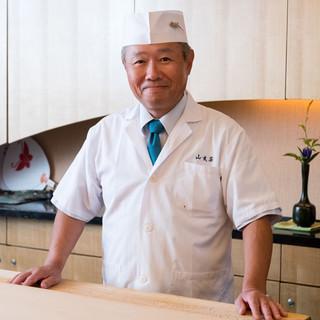 増田伸彦氏(マスダノブヒコ)─名料亭で腕を磨いた稀代の料理人