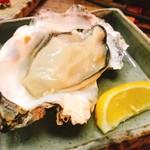 かかし - 焼き牡蠣