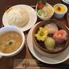 琉球ぱおず - 料理写真:せいろ四点盛りランチ