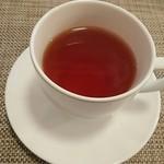 ブラッスリー ジゴ - 食後の紅茶