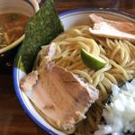 麺屋 しりとり - つけ麺♪ 830円 (大盛り+50円)