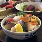 マルトモ水産 鮮魚市場 -