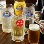 名古屋もつ焼き ひとすじ - 飲み放題あり カクテル充実、焼酎充実、日本酒充実、ワイン充実 大蓮観音昼飲み 大須ちょい飲み 大須観音食べ歩き