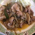 川平飯店 - 焼肉アップ