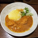 SPICY CURRY 魯珈 - 強酸味!アチャーリーチキンカレー