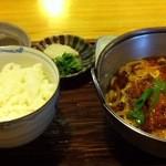 10726674 - カツ鍋定食