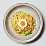 Curry&Spaghetti meer lounge  - 和風明太スパゲッティ