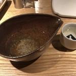 焼鳥今井 - 竹鶴 純米吟醸生酒 初しぼり