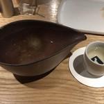 焼鳥今井 - 神亀 小鳥のさえずり 純米吟醸