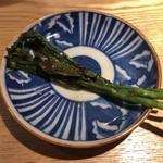 焼鳥今井 - 小松菜菜花
