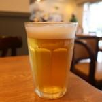 フレッシュネスバーガー - 生ビール