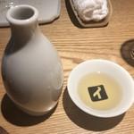焼鳥今井 - 竹鶴 生酛純米原酒(燗)