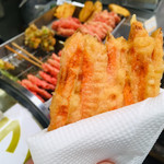 お惣菜の店 きく - にんじん110円