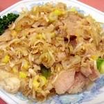10727759 - 沙姜鶏(蒸し鶏の生姜タレかけ)480円