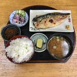 五右衛門 - 人気No.3 焼きさば定食   ¥1200