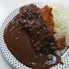 キッチン 南海 - 料理写真:カツカレー