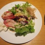 シャバ リバ - 野菜主体