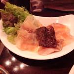 UMIYAMA - 真鯛の昆布締め