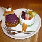 相模原菓子工房 ら・ふらんす - 2011年11月再訪問
