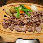 ルヴァン - 豚肩ロースのオーブン焼き