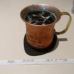 Cafeルノアール - アイスコーヒー