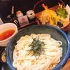 讃岐麺屋 あうん - 料理写真:ざる海老天
