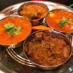 インド食堂 チャラカラ - ノンベジ4品