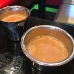 インド食堂 チャラカラ - チャイ