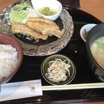 Shubouuoman - 本日のサービス定食