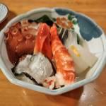 甚六鮨 - 酢の物盛合せ