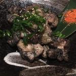nagoyako-chinsemmonkoshitsuizakayatoyoda - 熟成鶏の炭火焼き
