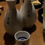 107297364 - 2時間飲み放題付き4,000円コース…日本酒は大関でした