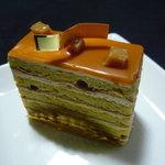 1073067 - ☆キャラメルのケーキはテンション↑↑☆