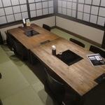 米澤牛DINING べこや - すき焼きは2Fの座敷