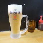 Sumibiyakisutekinikuoshi - ビール